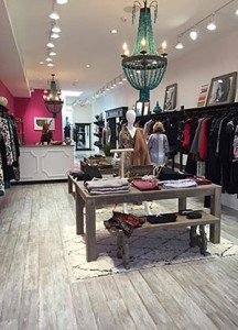 Scout and Mollys, Inside the Store
