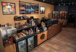 Coffee Beanery Franchise Store